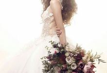 CHARME FAUX BOUQUET by LUX floral design