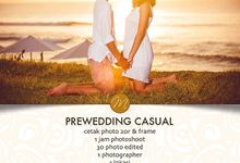 prewedding casual by mahatmaphotography