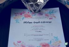 Weddings: Philipp & Vanessa by Chronicles Events Management
