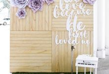 Musical Theme Wedding by POPfolio