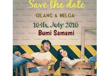 Melga & Gilang 16 July 2016 by Birra Management