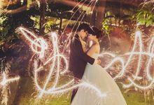 A rustic garden wedding by Wedding en Vogue
