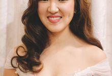 Wedding Day Makeup & Hair by Agnes Yip Makeup Artist