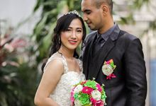 HMUA for Wedding by Hair and Makeup by Bea Rose Testa