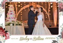 Wesley and Bettina by Photoman Photography