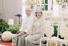 The Wedding Of Alda And Bayu by Seserahan by Rose Arbor