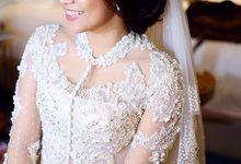 Gina wedding by SVARNA by IKAT Indonesia Didiet Maulana