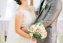 Brides and Grooms by Event Central by Lloyd Masmila Weddings and Stylist