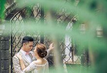WEDDING |  Ivan & Aika at Santuario De San Antonio by Honeycomb PhotoCinema