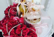 Wedding Gift Trays by All The small Things
