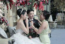Denny & Putri by PRIVATE WEDDING ORGANIZER