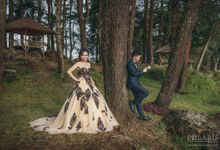 Prewedding Novi & Risdian by Claudia Makeup