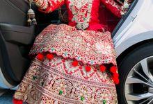 Two Tier Princess by Shanti Raiya Fashion House