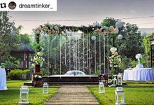 Wedding Dreamtinker Project by Tsamara Resto
