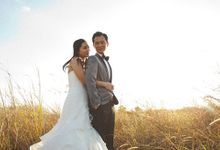 Prewedding of Ki Xiang + Kay En by Ener Gan Photography Studio