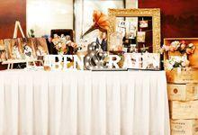 Musical Theme wedding by POPfolio