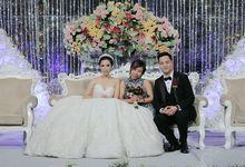 Stevanus & Friscilla by PRIVATE WEDDING ORGANIZER