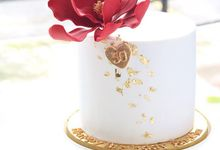 Weddings by Foret Blanc  by Foret Blanc Patisserie
