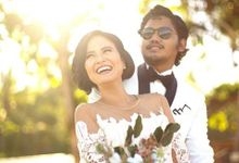 Prewedding Agan and Icha by Rahel Novie Makeup and Beauty