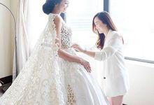 Wedding of Victor & Elvira (Mandarin Oriental) by Delfi Organizer