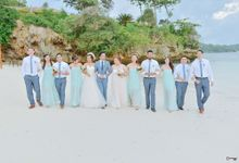 Through Bad and Good Weather - Eduardo and Sabrina by Mulberry Events and Planning