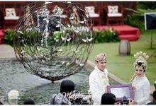 Wedding Makotomoto com by Tsamara Resto