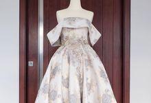 Prewedding Gown by Deasy Marlina