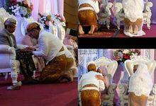 Mila dan Ardhi Wedding by 3 Times Wedding Service
