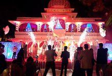 Destination Wedding  Sangeet by S&Msangeetmaker