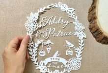 Cameo Paper Art by Cameo