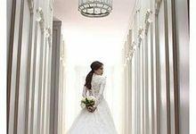 Wedding of Riko - Imelda  by Tracy Bridal House