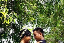 Prewedding of D and D by semut abang photograph
