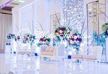INTERNATIONAL TEMA PUTIH by Watie Iskandar Wedding Decoration & Organizer