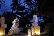 Deve & Alen Wedding by Hijo Resorts Davao - Banana Beach
