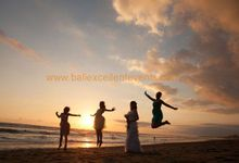 Desmond and Emma's Colorful Wedding by Bali Excellent Events