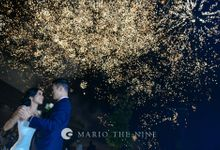 Caroline & Ango Sawamoto by Chroma Wedding