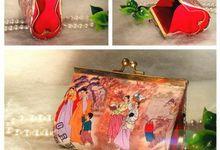 Dompet Batik by Souvenir Project