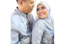 Mohd Zaid + Roziana by Azee Photographyical
