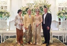 Shali and budi's wedding by Seserahan by Rose Arbor
