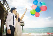 Prewedding Indri & Cheni by Sukma Art