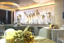 Wedding Louis & Stella, 07 Desember 2019 by Kirana Two Function Hall