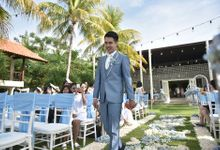 Wedding at Jeeva Saba Bali by Jeeva Resorts
