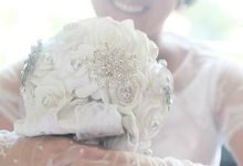 Bridal Bouquet by LastingMomentsMasbate