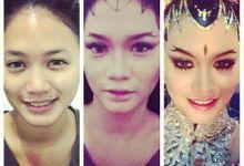 Trisa Cintani Makeup & Hair Studio by Trisa Cintani Makeup & Hair Studio