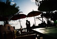 Nelly + Sherman | Engagement in Bali by Dedot Photography