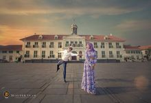 Prewedding of dr Meita & dr Selfian by ThePhotoCap.Inc
