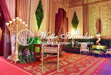 Adat Jawa by Watie Iskandar Wedding Decoration & Organizer