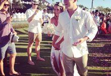 Lauren & Jason by Bali Dream Wedding