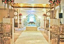 Ballroom Decorated by Thamrin Nine Ballroom