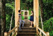 Bryan and Zhal Prenup by Crazy Pixels Studio